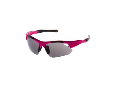 Rogelli Raptor - Sykkelbriller - Lady - TR-90 - Røyklinser - Rosa