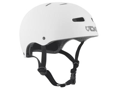 TSG Skate - Cykel- og skaterhjelm - Injected hvid