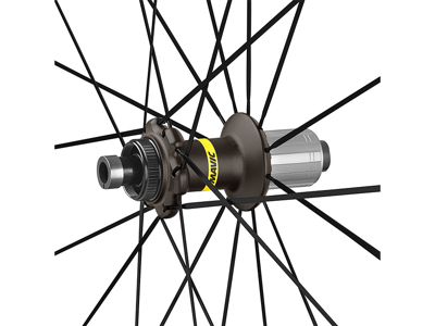 Mavic Allroad Elite UST Disc - Tubeless hjulsæt inkl. dæk - Sram/Shimano - 700x35c