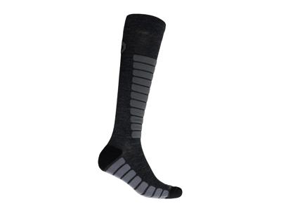 Sensor Zero Merino - Sokker - Grå/Grå