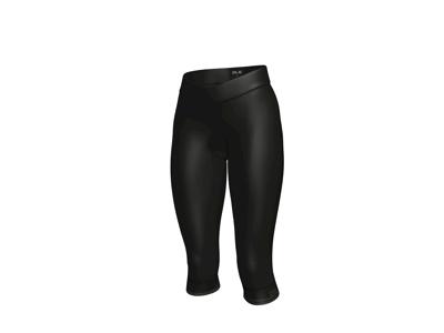 Alé Solid Classico - Cykeltröjor med insatser - Kvinnor - Svart / kol