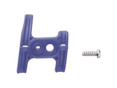 Shimano - Kabelguide til brug under krankboks - Type SM-SP18-T