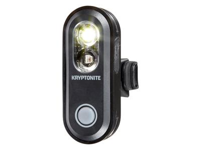 Kryptonite Avenue - Cykellygtesæt F70 og R35 - 70 og 35 lumen - USB opladelig