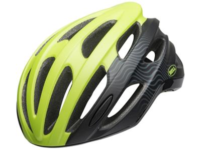 Bell Formula MIPS - Cykelhjelm - Mat gloss/grøn/sort