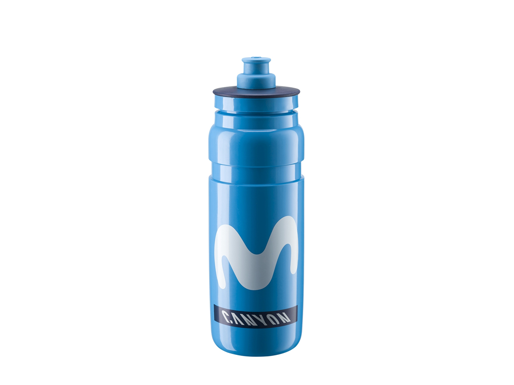 Elite Fly Teams - Drikkedunk 750ml  - Movistar