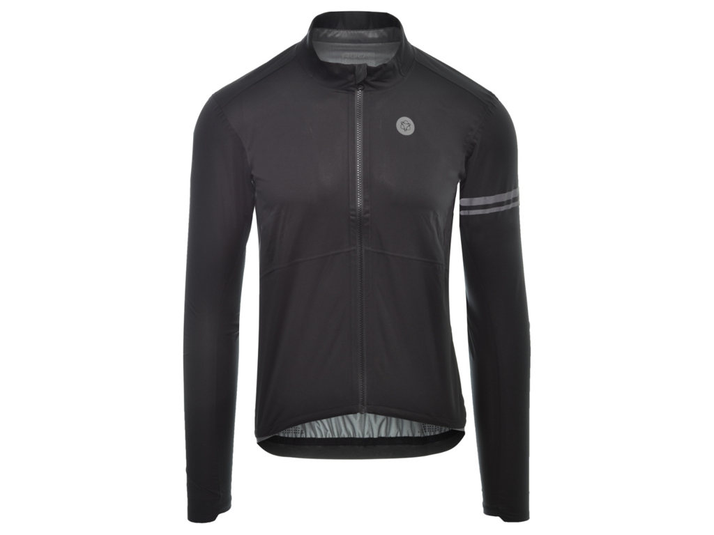 Image of   AGU Jacket Essential Prime Rain - Cykelregnjakke - Sort - Str. M
