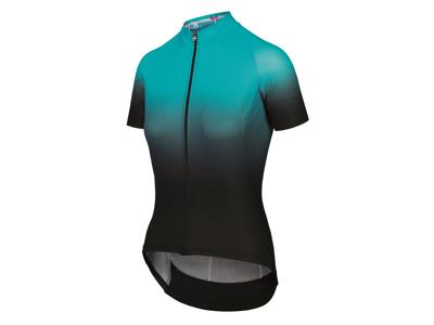 Assos UMA GT Summer SS Jersey c2 Shifter - Cykeltröja - Kvinnor - Blå