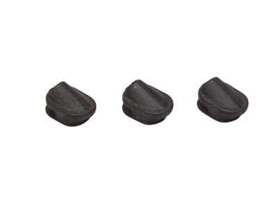 Shimano Dura Ace - Kabeløskner for Di2 - 3 stk gummi til elkabler