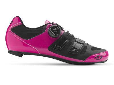 Giro Raes Techlace - Cykelsko Road - Dame - Pink/Sort