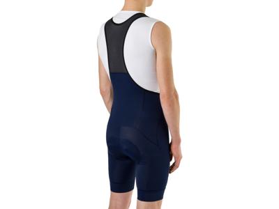 AGU Bibshort Essential - Sykkelbukse med seler - Blå