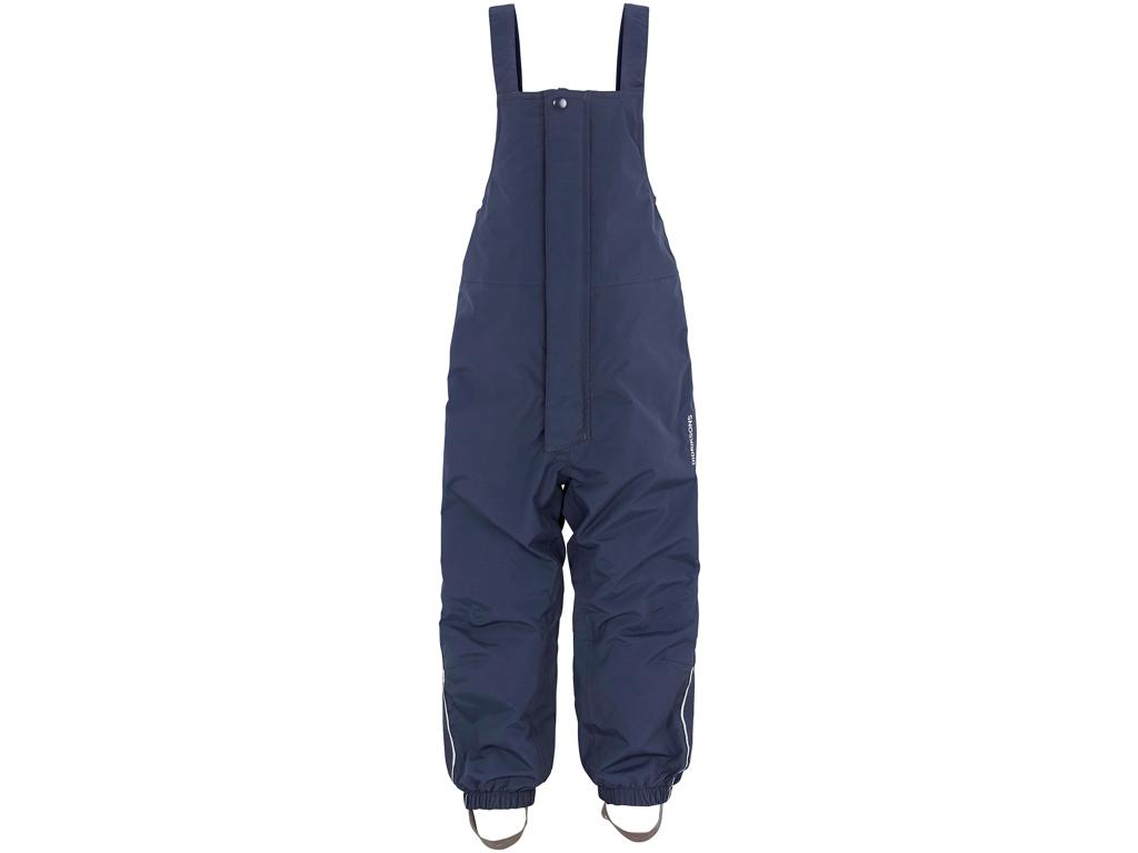 Didriksons - Tarfala - Kids Pants 4 - Navy - Str 110 thumbnail