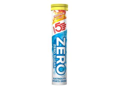 High5 Zero Sports drink - Tropisk 1x10 stk.