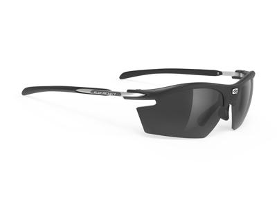 Rudy Project Rydon - Løbe- og cykelbrille - Smoke black Linser - Mat sort stel
