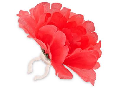Blomst Basil coral til styr eller stel