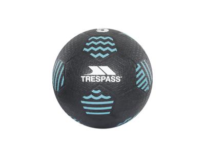 Trespass Midfield - Fodbold - Gummi yder - Sort