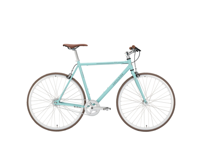 """EXCELSIOR - Gaudy m. 2 Gear - 28"""" hjul - Pastel turquoise"""
