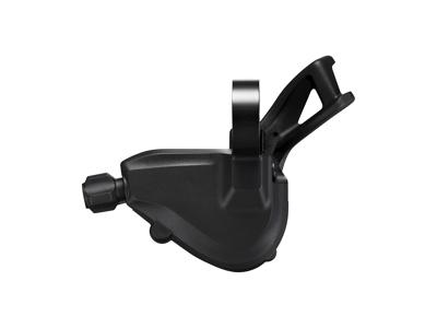 Shimano Deore - Vänster växelspak 2x11 / 12 växel - Klämma - M5100 - Utan växellådsdisplay
