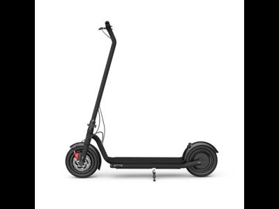 """Gorunner - Pro - El løbehjul med 10"""" hjul - 20 km/t - Sort"""