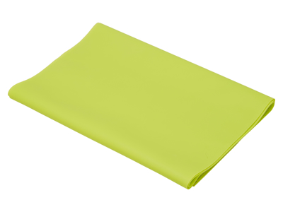 OnGear - Træningselastik - Yoga Band - Very light - Latex - 1200x150x0.25mm - Limegrøn