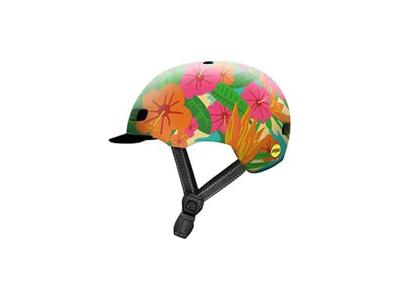 Nutcase - Street MIPS - Cykelhjelm med Skaterlook - Tropics