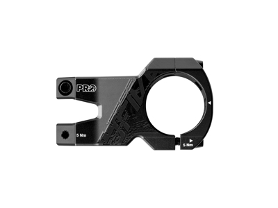 PRO Tharsis 3FIVE CNC - Frempind 35mm lang - 35mm ved styr - 0 grader
