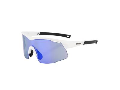 Rogelli Pulse - Sykkelbriller - TR-90 - 3 sett med linser - Hvit