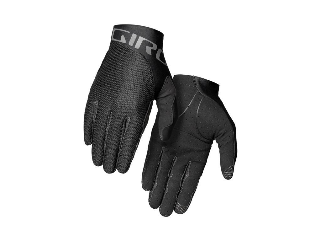Giro Trixter - Cykelhandske - Lang Finger - Str. S - Sort thumbnail