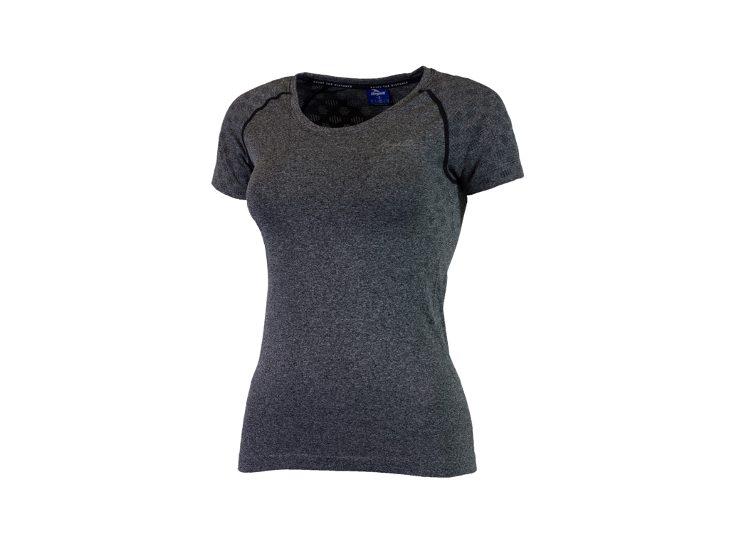 Image of   Rogelli Seamless - Sports t-shirt - Dame - Grå - Str. S