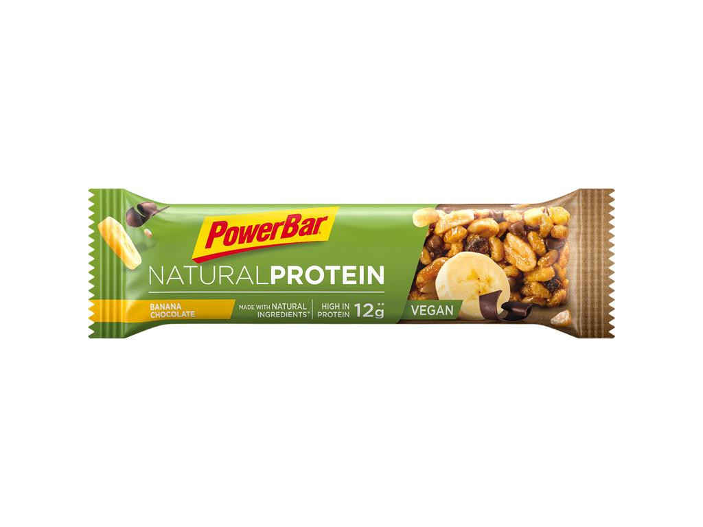 Powerbar Natural Protein - Banan Chokolade thumbnail