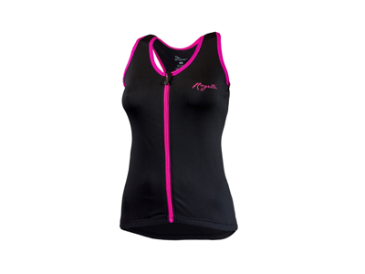 Rogelli Abbey - Tank Top - Dame - Sort/Pink