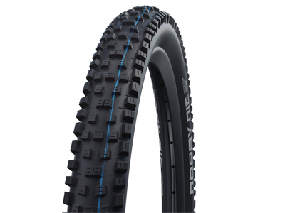 Schwalbe Nobby Nic - Evolution Line Soft Trail foldedæk- 29x2,35 (60-622) E-50 - Sort