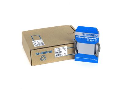 Shimano - Bremsewire rustfri - Universal - 10 stk - 1,6 x 2050mm
