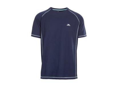 Trespass Albert - T-Shirt Quick Dry - Marine