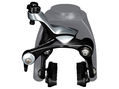 Shimano Dura Ace - Bremseklo DM sort BR-9010 - til baghjul - Direct Mount
