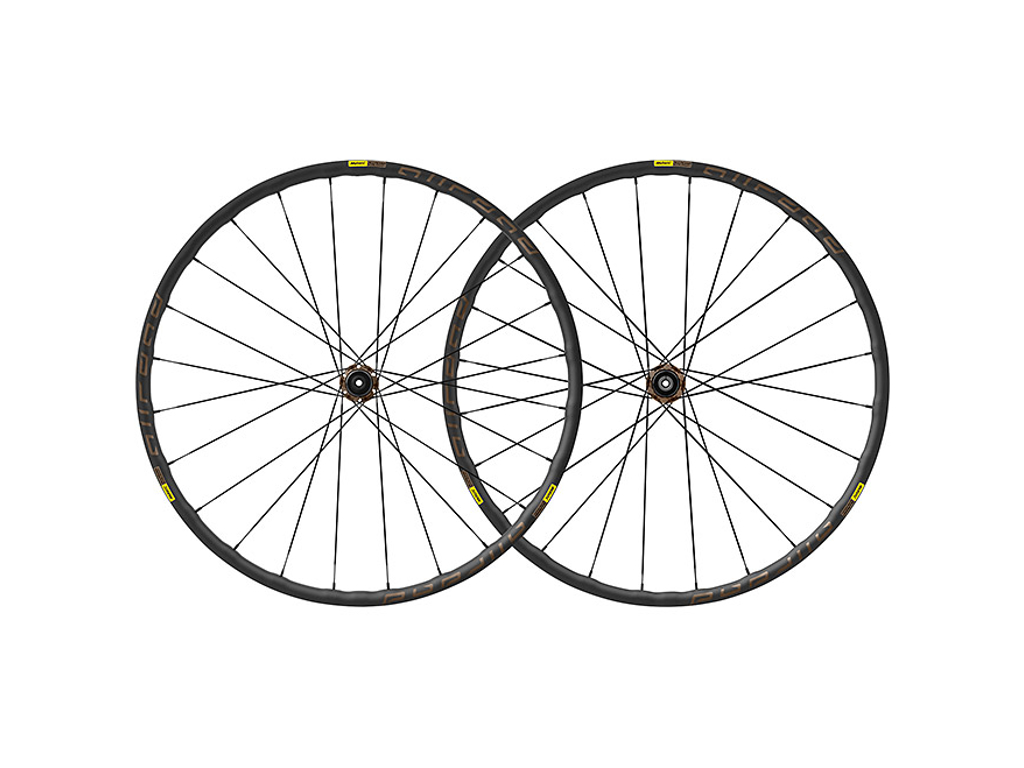 Mavic Allroad Elite UST Disc - Tubeless hjulsæt inkl. dæk - Sram/Shimano - 700x35c thumbnail