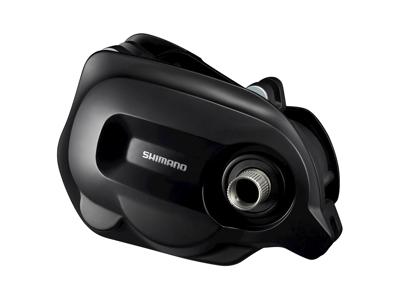 Shimano Steps - Dæksel til cykel elmotor - Højre og venstre side - Model E6100-C