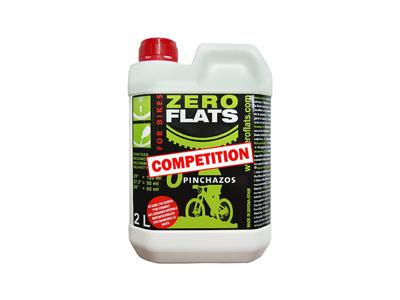 Zero Flats - Competition - Lappevæske til TL-Ready - 2000 ml