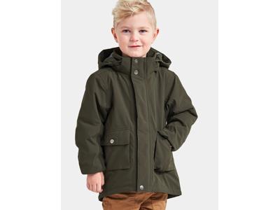 Didriksons - Uttern - Kids Jacket - Grøn