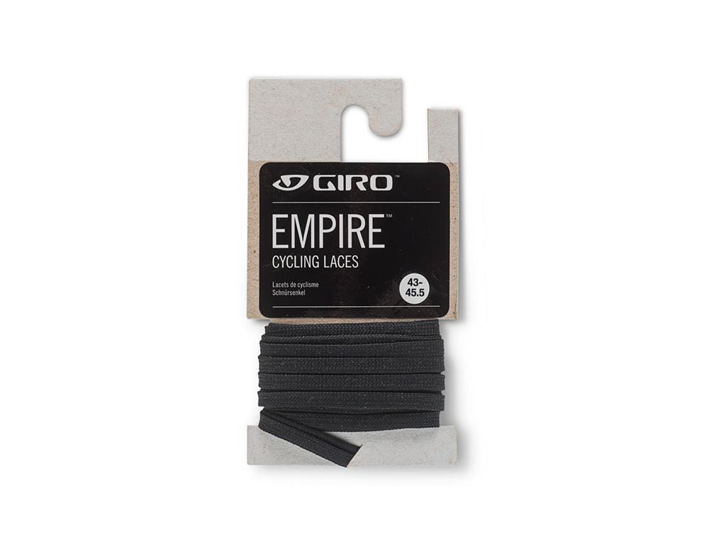 Giro Empire - Snørebånd til cykelsko - 132 cm.