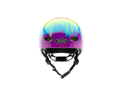 Nutcase - Baby Nutty MIPS - Sykkelhjelm med skaterlook - Tie Dye Gloss - 47-50 cm