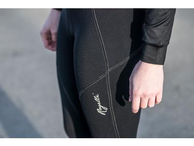Rogelli Lucette - Efterår/Vinter buks med pude Dame - Comfort Gel - Sort