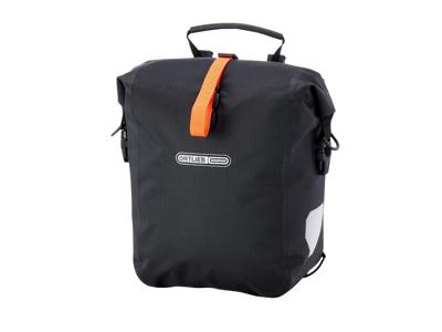 Ortlieb Gravel-Pack - Cykeltasker -  2 x 12,5 liter - Mat Sort