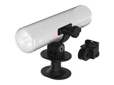 Knog PWR - Go Pro adapter til cykelhjelm