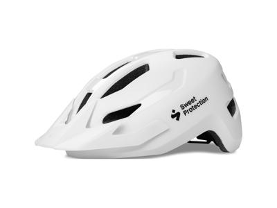 Sweet Protection Ripper - MTB hjelm - Matt hvit - Størrelse 53-61 cm
