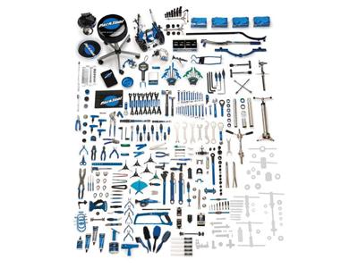 Park Tool BMK-275 - Huvudverktygssats - 425 delar