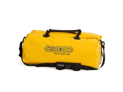 Ortlieb - Rack-Pack - Rejsetaske - Gul/Sort - 89 Liter