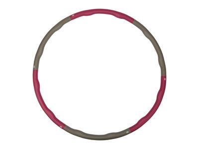 OnGear - Hulahop ring - 1.2 kg - Grå/Pink
