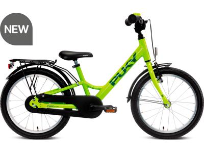 "Puky Youke - Børnecykel 18"" - Alu - Freshgreen"