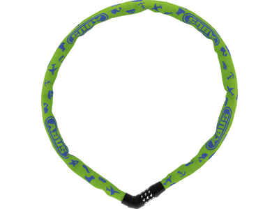 Abus 4804C Steel-O-Chain - Kædelås - 75cm - Lime symbols