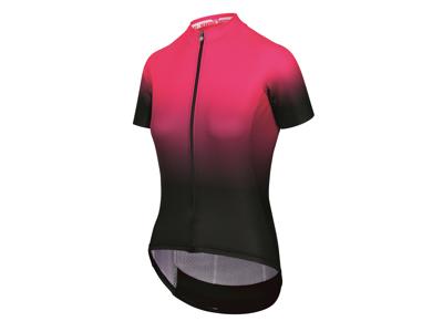 Assos UMA GT Summer SS Jersey c2 Shifter - Cykeltröja - Kvinnor - Rosa